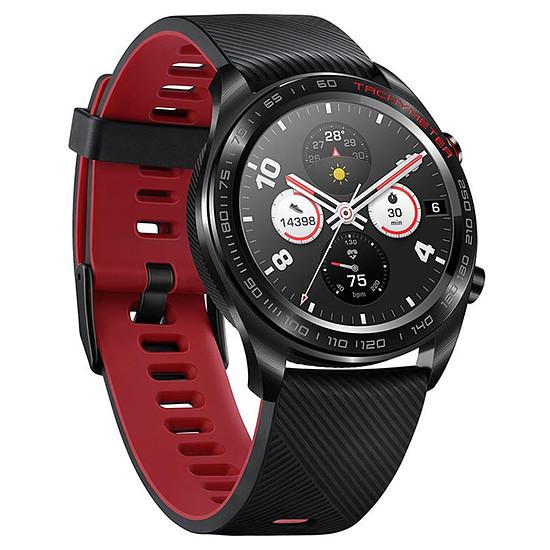 Montre connectée Honor Watch (noir - noir) - GPS - 42 mm