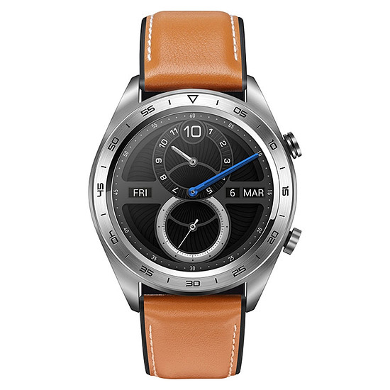 Montre connectée Honor Watch (acier - marron) - GPS - 42 mm - Autre vue