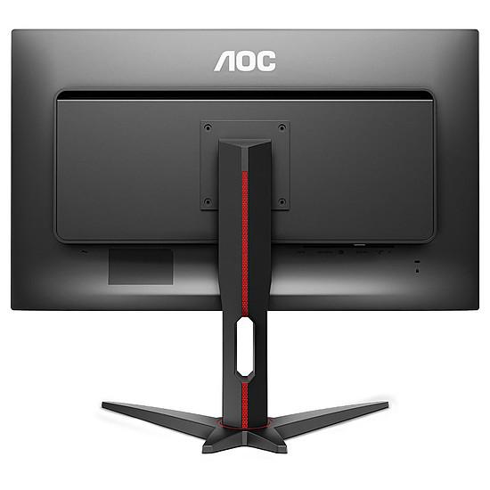 Écran PC AOC G2868PQU - Autre vue
