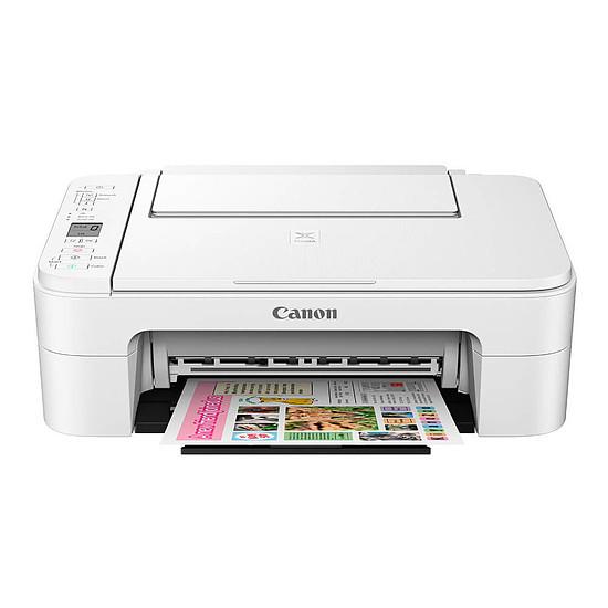 Imprimante multifonction Canon PIXMA TS3150 Blanc