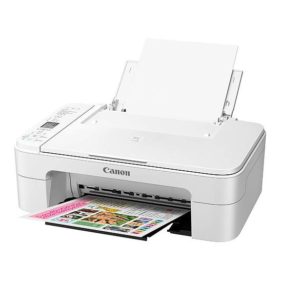 Imprimante multifonction Canon PIXMA TS3150 Blanc - Autre vue