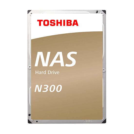 Disque dur interne Toshiba N300 - 4 To - 128 Mo - Pack de 3