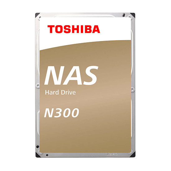 Disque dur interne Toshiba N300 - 4 To (Pack de 3)