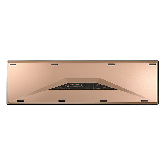 Pack clavier-souris bureautique Cherry DW 9000 Slim - Noir - Autre vue