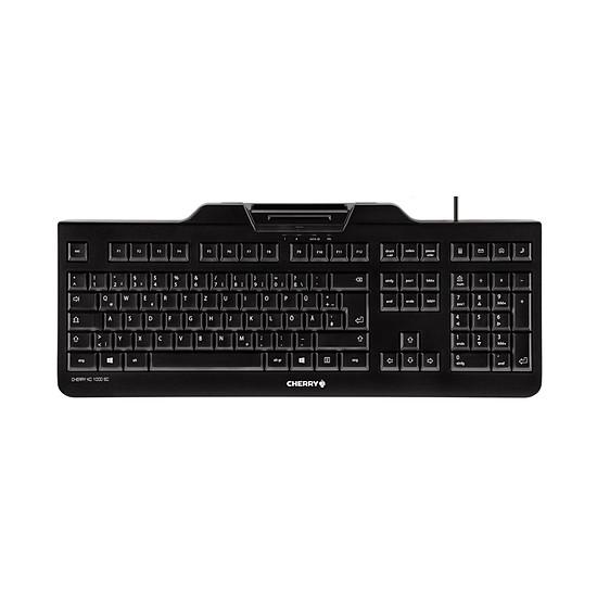 Clavier PC Cherry KC 1000 SC - Noir