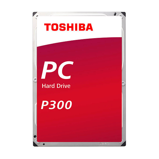 Disque dur interne Toshiba P300 - 2 To - 64 Mo