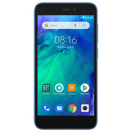 Smartphone et téléphone mobile Xiaomi Redmi GO (bleu) - 16 Go - 1 Go