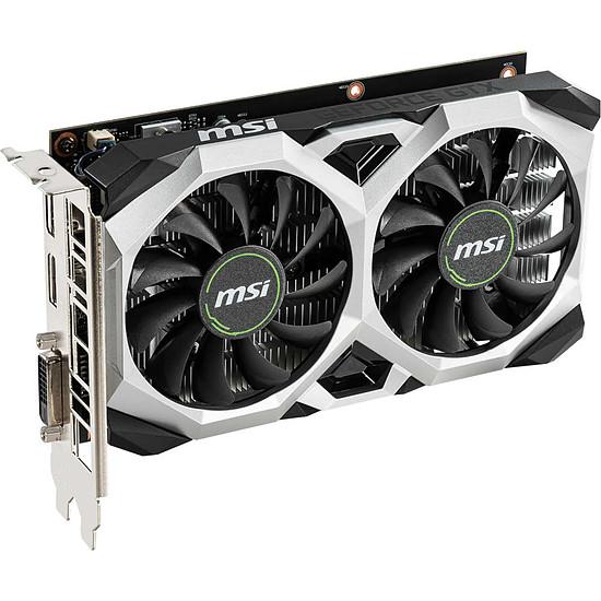 Carte graphique MSI GeForce GTX 1650 VENTUS XS OC - Autre vue
