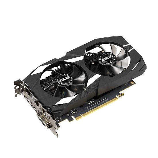 Carte graphique Asus GeForce GTX 1650 Dual OC - Autre vue