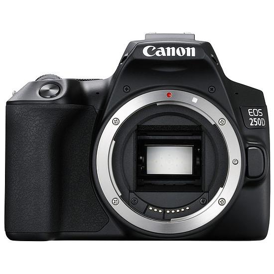 Appareil photo Reflex Canon EOS 250D Noir