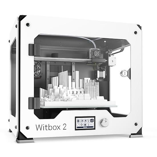 Imprimante 3D BQ Witbox 2 - Autre vue