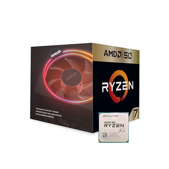 Processeur AMD Ryzen 7 2700X Gold Edition - Autre vue