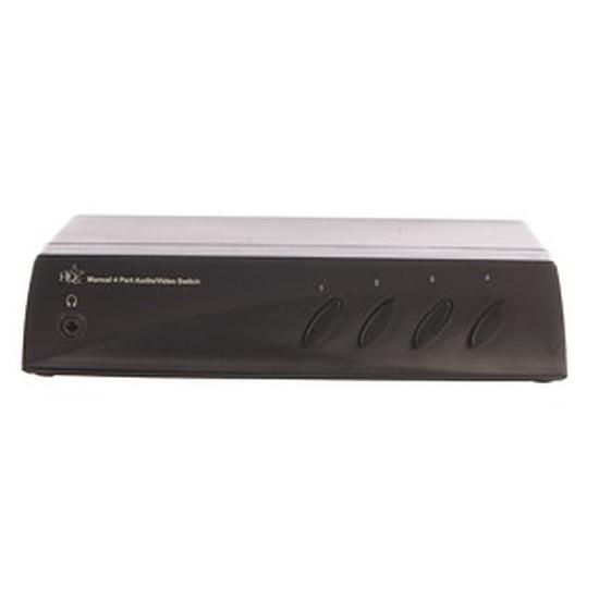 Câble TV Commutateur audio/vidéo RCA & SVHS