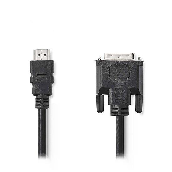 DVI Câble HDMI / DVI - 2 m - Autre vue