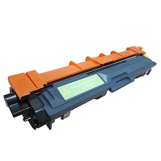 Toner imprimante Toner compatible TN-241/245Y (Jaune)