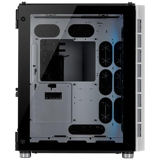 Boîtier PC Corsair Crystal Series 680X RGB - White - Autre vue