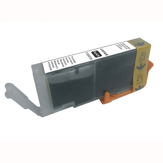 Cartouche imprimante Cartouche compatible CLI-551BK XL (Noir)