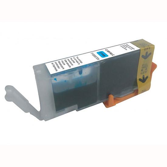 Cartouche imprimante Cartouche compatible CLI-551C XL (Cyan)
