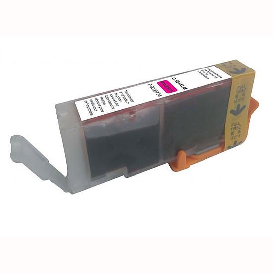 Cartouche imprimante Cartouche compatible CLI-551M XL (Magenta)