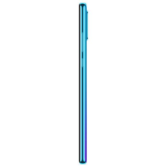 Smartphone et téléphone mobile Huawei P30 Lite (bleu) - 128 Go - 4 Go - Autre vue