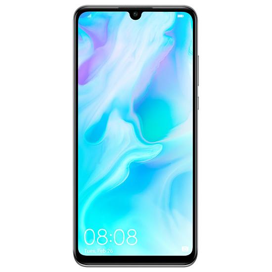 Smartphone et téléphone mobile Huawei P30 Lite (blanc) - 128 Go - 4 Go