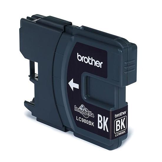Cartouche imprimante Brother LC-980BK