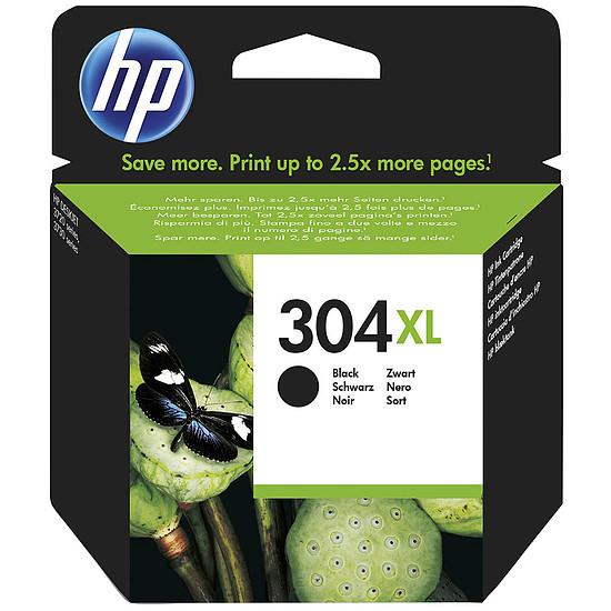 Cartouche imprimante HP 304 XL Noir - N9K08AE