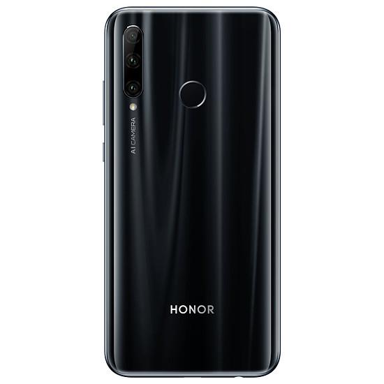 Smartphone et téléphone mobile Honor 20 Lite (noir) - 128 Go - 4 Go - Autre vue