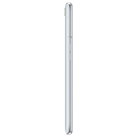 Smartphone et téléphone mobile Samsung Galaxy A80 (argent) - 128 Go - 8 Go - Autre vue