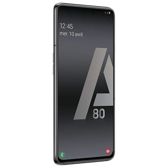Smartphone et téléphone mobile Samsung Galaxy A80 (noir) - 128 Go - 8 Go