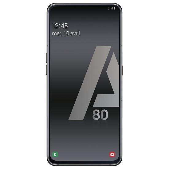 Smartphone et téléphone mobile Samsung Galaxy A80 (noir) - 128 Go - 8 Go - Autre vue