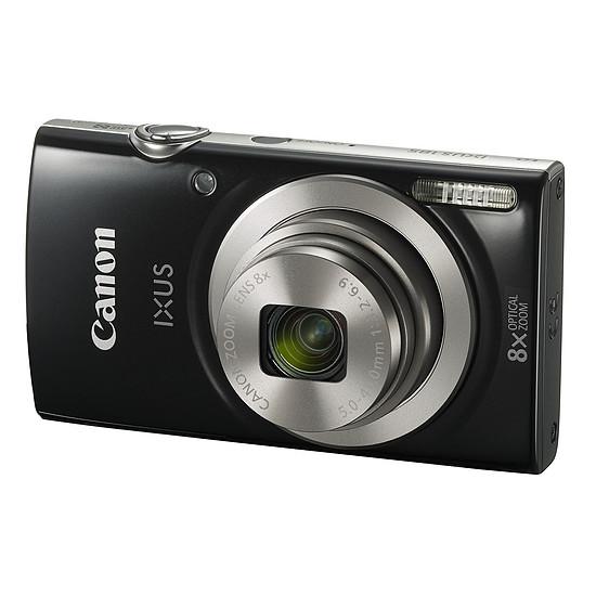 Appareil photo compact ou bridge Canon IXUS 185 Noir + Lowepro Tahoe 15 II Rouge - Autre vue