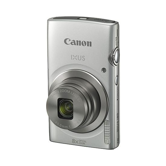 Appareil photo compact ou bridge Canon IXUS 185 Argent + Lowepro Tahoe 15 II Rouge - Autre vue