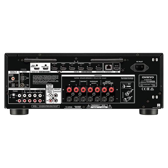 Ensemble Home-Cinéma Onkyo TX-NR696 Noir + Focal Sib Evo 5.1.2 Dolby Atmos - Autre vue
