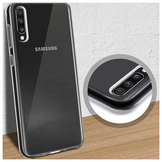 Coque et housse Akashi Coque (transparent) - Samsung Galaxy A70 - Autre vue