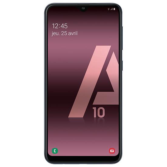 Smartphone et téléphone mobile Samsung Galaxy A10 (noir) - 32 Go - 2 Go