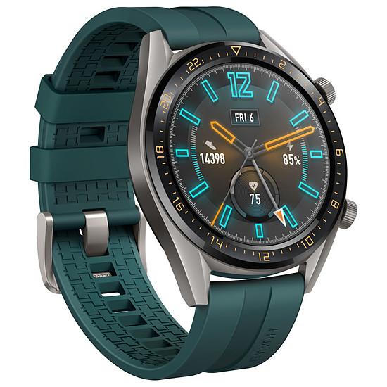 Montre connectée Huawei Watch GT Active Edition (gris- vert) - GPS - 46 mm