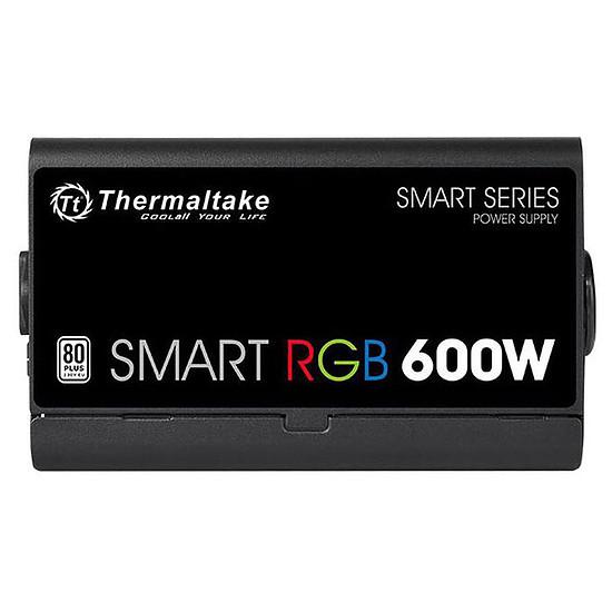 Alimentation PC Thermaltake Smart RGB 600W - Autre vue