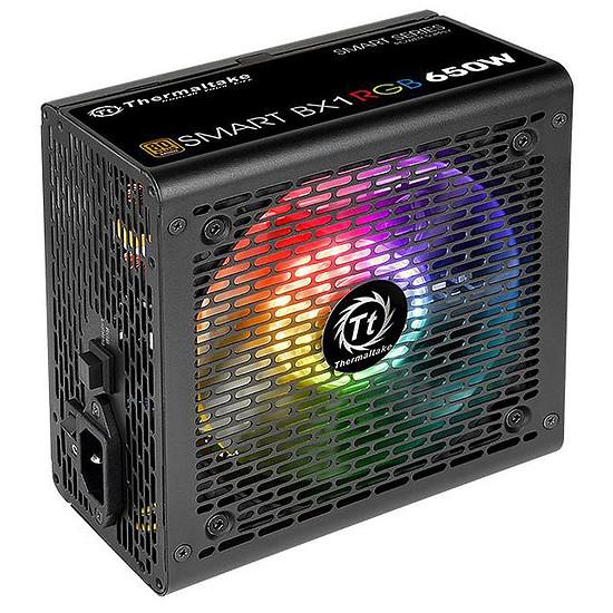 Alimentation PC Thermaltake Smart BX1 RGB 650W - Autre vue