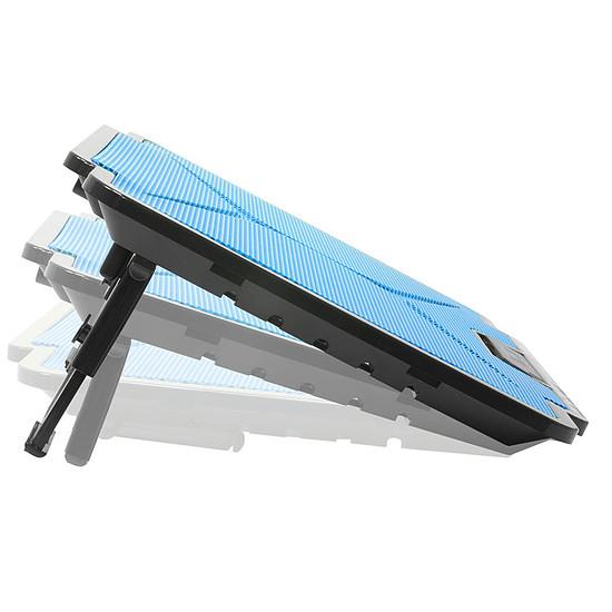 Refroidisseur PC portable Spirit of Gamer Airblade 100 (Bleu) - Autre vue