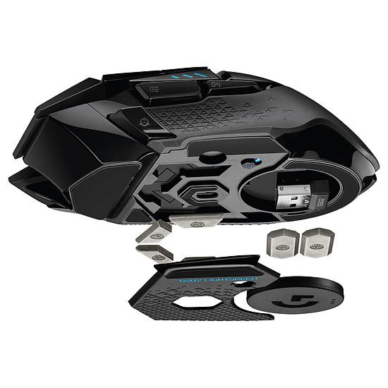 Souris PC Logitech G502 Lightspeed - Autre vue