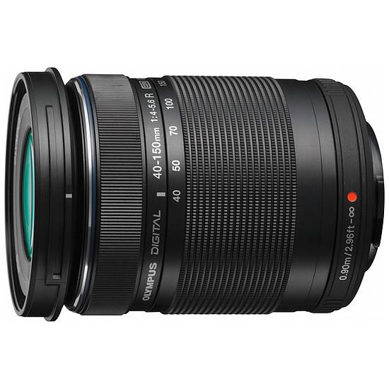 Objectif pour appareil photo Olympus 40-150 mm f/4.0-5.6 R Noir