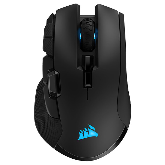 Souris PC Corsair Ironclaw Wireless RGB