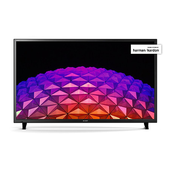TV Sharp LC48CFG6002 TV LED Full HD 122 cm