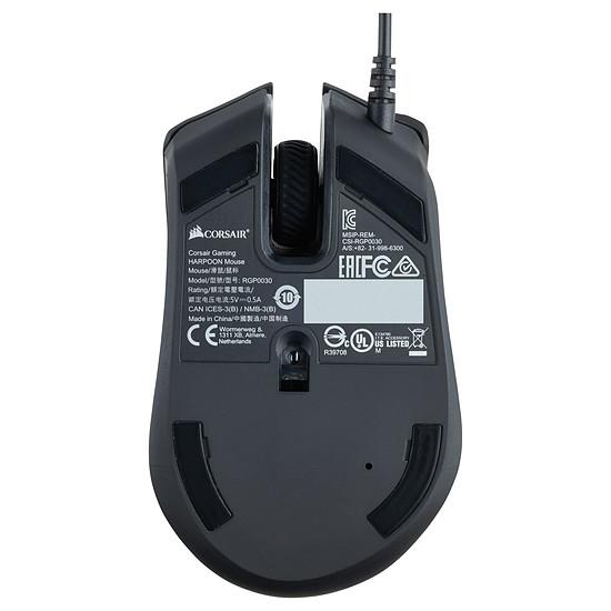 Souris PC Corsair Harpoon Pro RGB - Autre vue