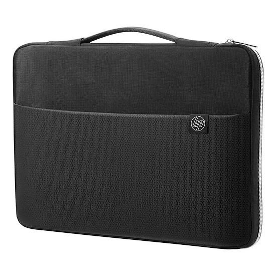 "Sac, sacoche et housse HP Carry Sleeve 14"" Noir/Argent"