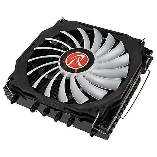 Refroidissement processeur Raijintek Pallas 120 RGB - Autre vue