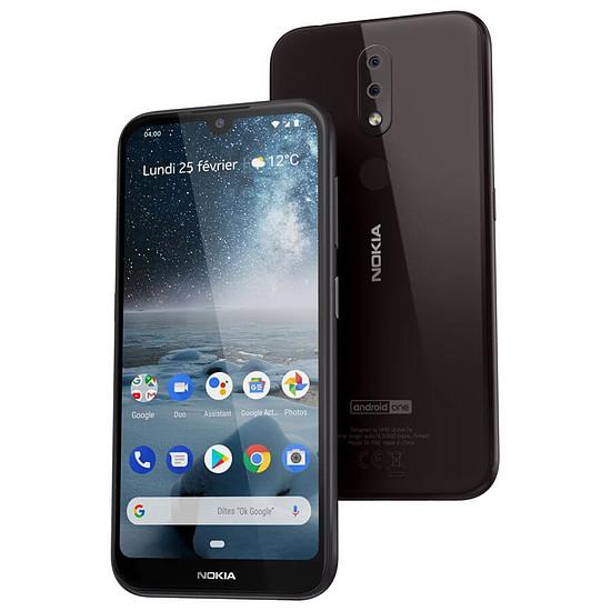 Smartphone et téléphone mobile Nokia 4.2 (noir) - 32 Go - 3 Go