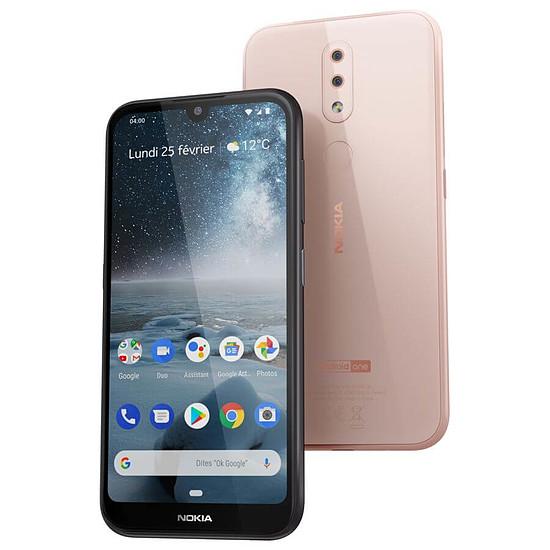 Smartphone et téléphone mobile Nokia 4.2 (rose) - 32 Go - 3 Go