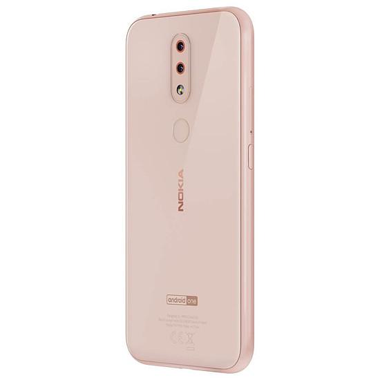 Smartphone et téléphone mobile Nokia 4.2 (rose) - 32 Go - 3 Go - Autre vue